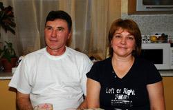 Павел и Ольга Загоруйко