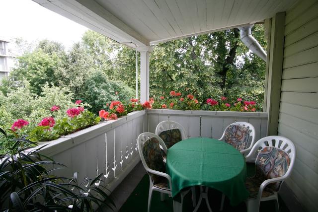 Террасы и балконы своими руками 763